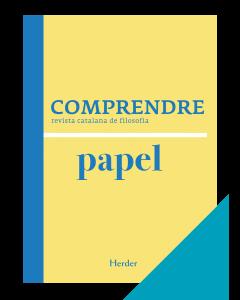 Comprendre - revista catalana de filosofia
