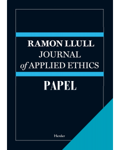Ramon Llul Journal of Applied Ethics - Impresa