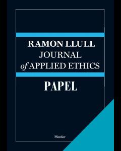 Ramon Llul Journal of Applied Ethics - Impresa